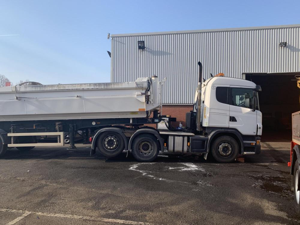2013 (13) Scania G440 6x2 T/Unit for Sale - Strathclyde