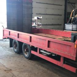 2002 Chieftain plant trailer
