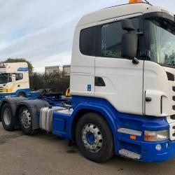 2012 (12) Scania R440 6x2 midlift T/unit