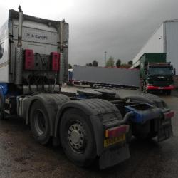 2006 (06) Scania R580, 6x2 Tractor Unit