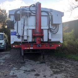 2008 Weightlifter Tipping Trailer