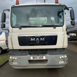 2011 (11) MAN TGM26.340 6x4 tipper