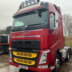 2014 (14) Volvo FH460 6x2 T/Unit