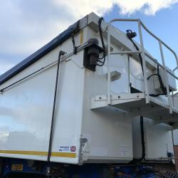 2011 Weightlifter 3STS 3 axle tipping trailer