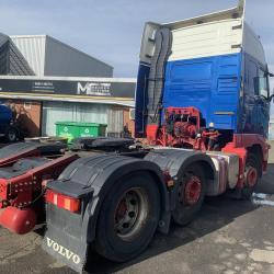 2012 (12) Volvo FH460 6x2 T/Unit