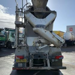 2016 (16) MAN TGM 26.340 6x4 cement mixer