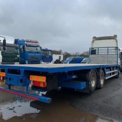 2010 (10) DAF CF75.3106x2 rear lift