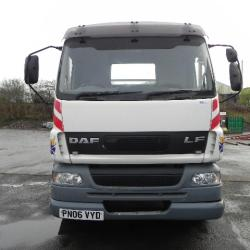 2006 (06) DAF LF55.220, 4x2 Beavertail